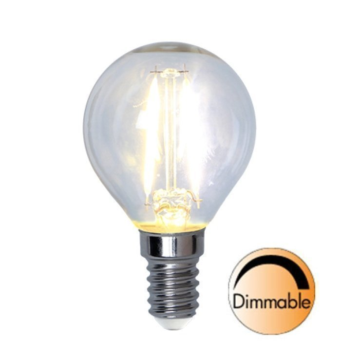 LED-lamppu Illumination LED 352-15 Ø 45x79 mm E14 kirkas 3