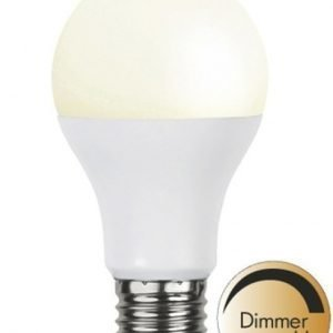 LED-lamppu Illumination LED 358-74 Ø62x115 mm E27 opaali 12