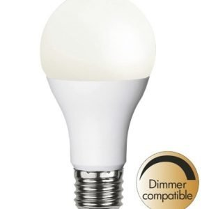 LED-lamppu Illumination LED 358-82 Ø65x128 mm E27 opaali 15