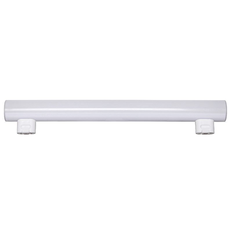 LED-lamppu Illumination LED 364-02 Ø30x30x300 mm S14s opaali 5