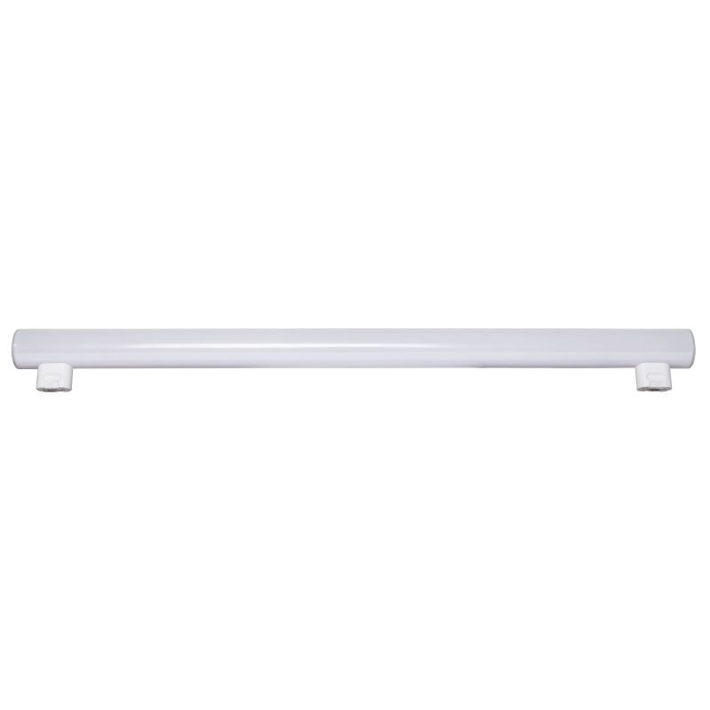 LED-lamppu Illumination LED 364-04 Ø30x30x500 mm S14s opaali 8