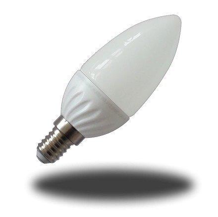 LED-lamppu Kynttilä V-TAC VT-1818 4W 230V 4500K 320lm IP20 Ø 38mm