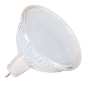 LED lamppu MR16 2