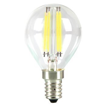 LED-lamppu P45 Pallo V-TAC VT-1996 4W 230V 2700K 400lm IP20 Ø 45mm