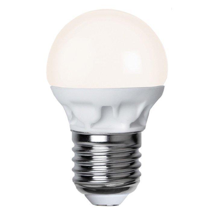 LED-lamppu Promo LED 336-03 Ø46x75 mm E27 opaali 3
