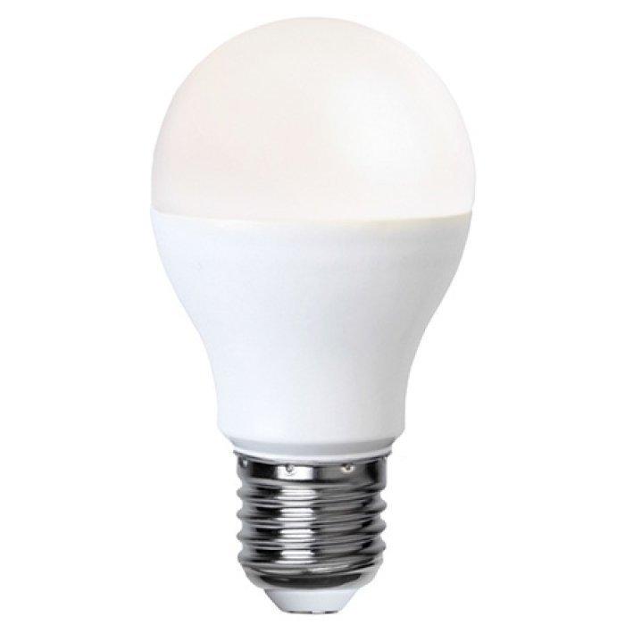 LED-lamppu Promo LED 358-04 Ø57x102 mm E27 opaali 9