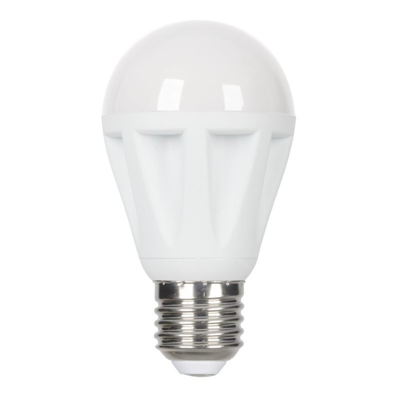 LED-lamppu Start GLS Bulb LED7/A60 E27 7W Ø 69x110 mm 400lm 2700K opaali