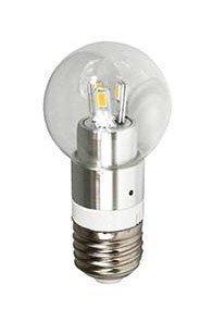 LED-lamppu Sunwind 6SMD E27 60mm 3W 12V Ø45mm 210lm 2700K