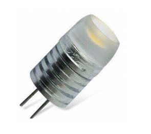 LED-lamppu Sunwind G4 Power LED - 3W 12V Ø20mm 300lm 2700K