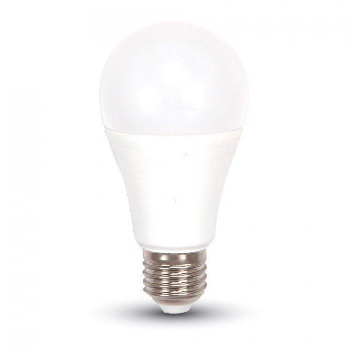 LED-lamppu himmennettävä A60 V-TAC VT-2011 9W 230V 4500K 806lm IP20 Ø 60mm