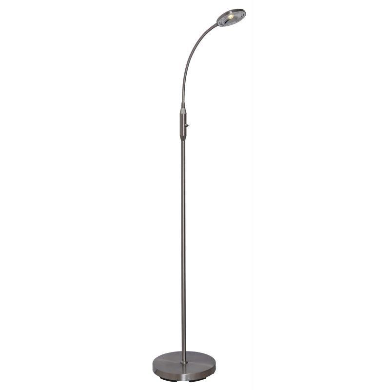 LED-lattiavalaisin Hero 230x520x1350 mm tina