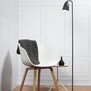 LED-lattiavalaisin Nexus Ø 260x1450 mm harmaa