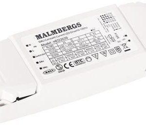 LED liitäntälaite CC/CV DALI 15-20W