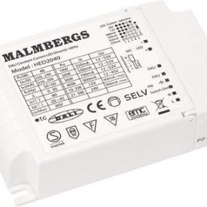 LED liitäntälaite CC/CV DALI 18-21