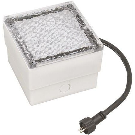 LED-maavalaisin Stone I 0.8W 40lm 3200K 12V IP67 80x80x75 mm