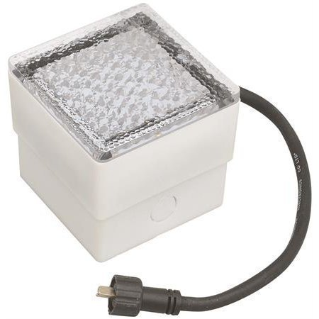 LED-maavalaisin Stone II 1.5W 75lm 3200K 12V IP67 100x100x75 mm