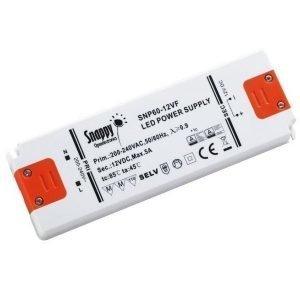 LED-muuntaja 12V 60W IP20