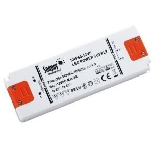 LED muuntaja 24V 60W IP20