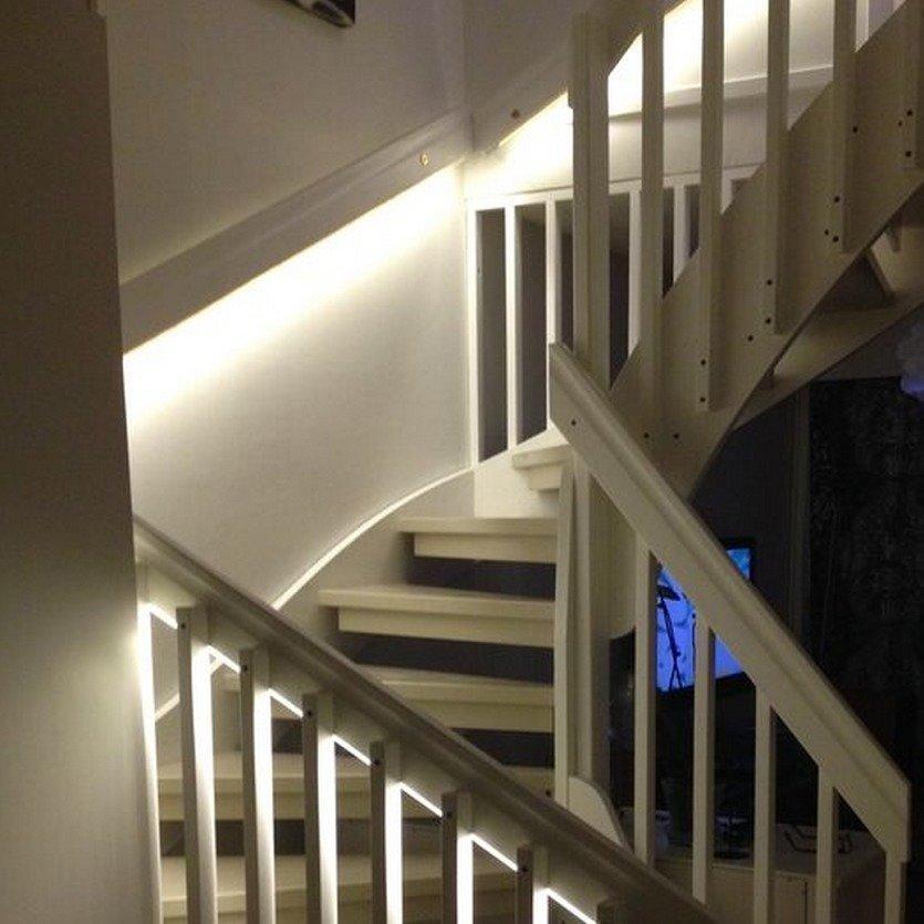 LED nauha tunnelmapaketti 5 metriä himmennettävä