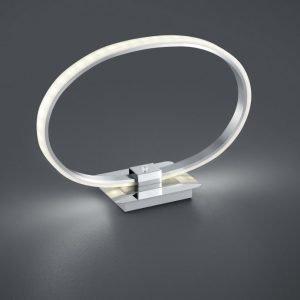 LED-pöytävalaisin Corland 330x110x240 mm kromi