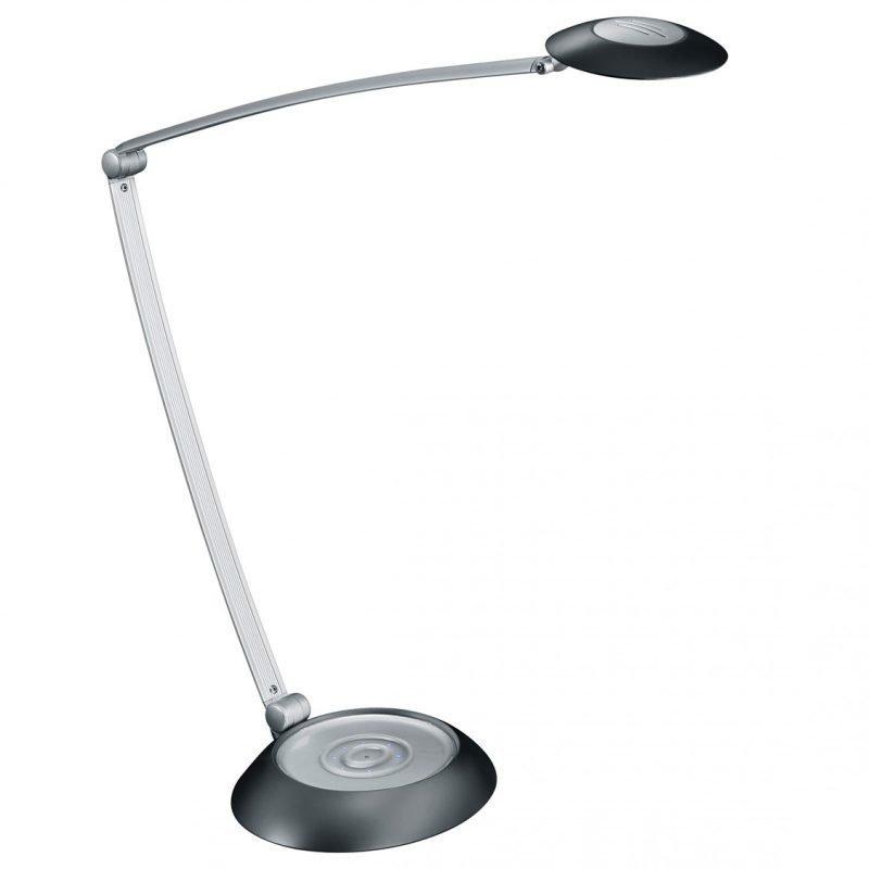 LED-pöytävalaisin Pro 750x210x800 mm antrasiitti