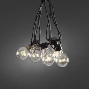LED pallovalosarja 10-osainen