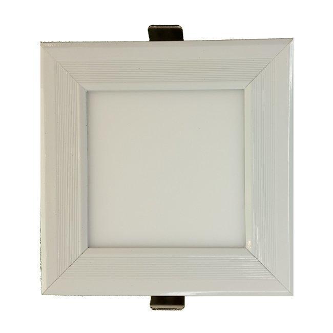 LED-paneeli 10W SMD 700lm IP54 145x145x13 mm valkoinen