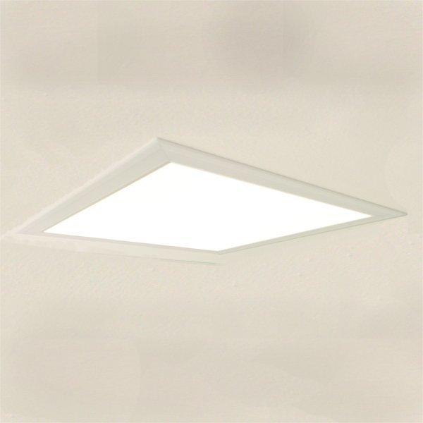 LED-paneeli 18W SMD 1500lm IP54 297x297x13 mm valkoinen
