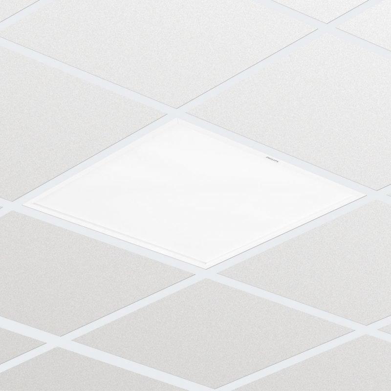 LED-paneeli CoreView Panel RC165V LED34S/840 PSD 597x597 mm 4000K 3400lm valkoinen