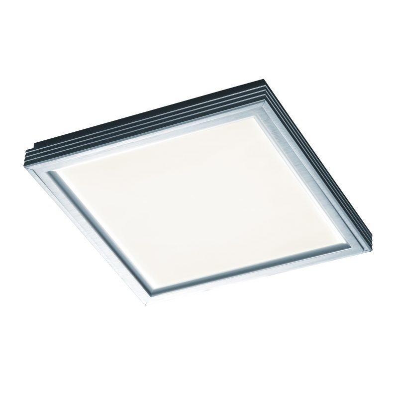 LED-paneeli Future II 16W 3000K 1450lm 315x315x45 mm harjattu alumiini