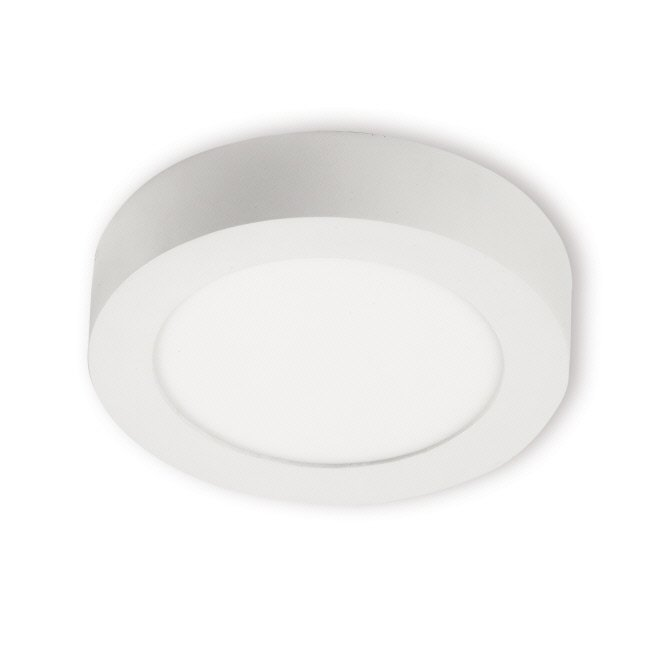 LED-paneeli Interno 11W 3000K IP20 Ø 180 mm pinta valkoinen himmennettävä