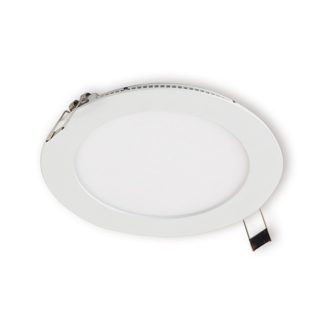 LED-paneeli Interno 11W 3000K IP44 Ø 180 mm uppo valkoinen himmennettävä