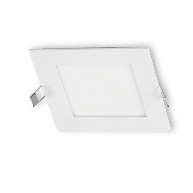 LED-paneeli Interno 15W 4000K IP44 168x168 mm uppo valkoinen himmennettävä