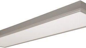 LED-paneeli Sirius 1195x295x11 mm 50W 3600lm 4000K alumiini/opaali akryyli