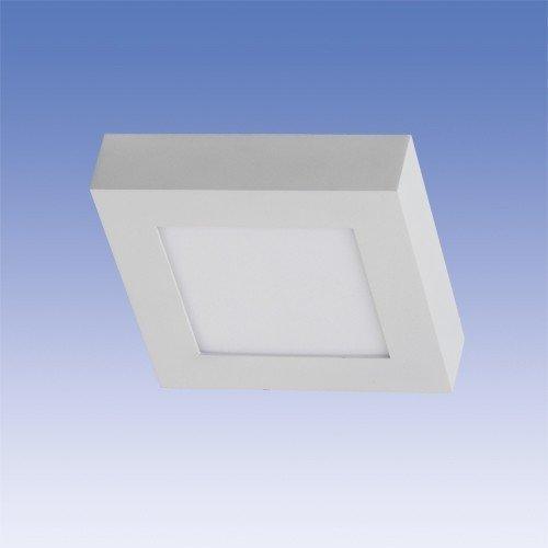 LED-paneeli Velox ALSD168NP IP20 15W/840 LED VA 168x168x39 mm valkoinen
