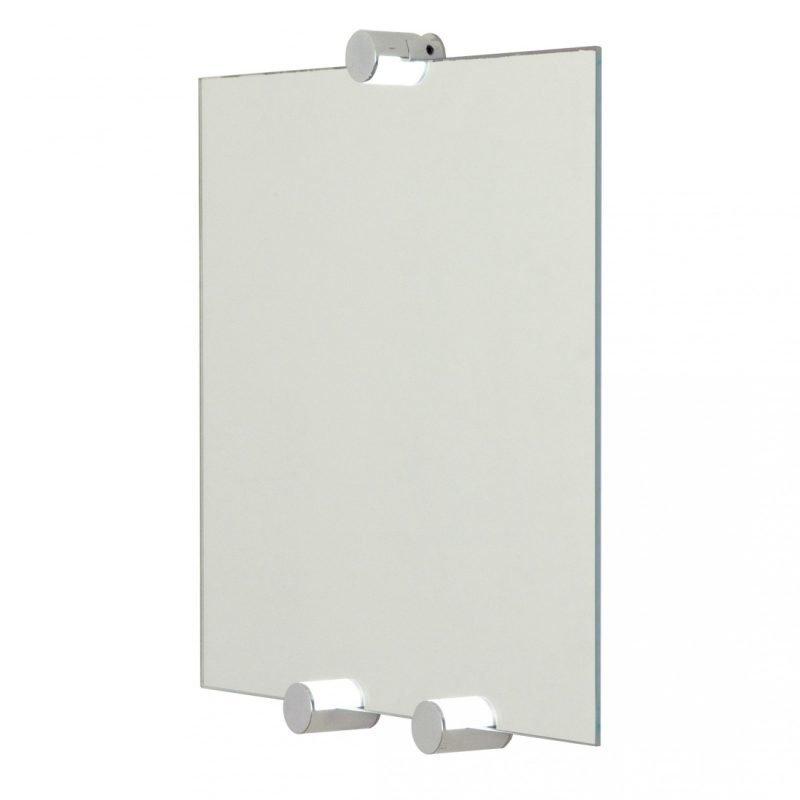 LED-peilivalaisinsetti Ponza IP44 3-osainen kromi