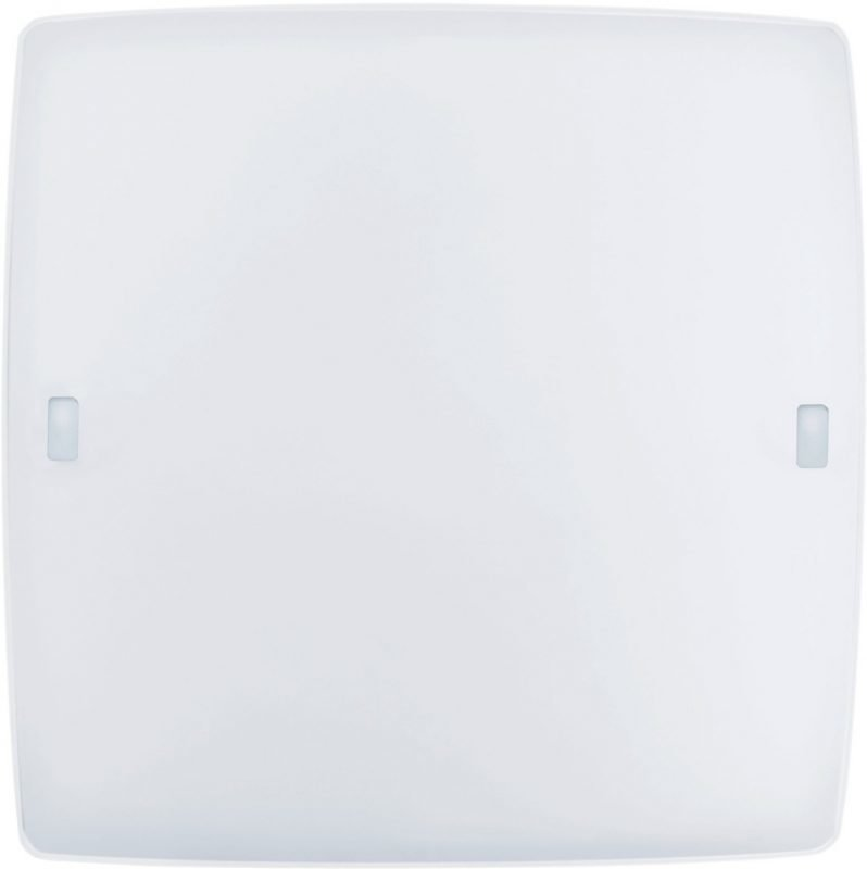 LED-plafondi Borgo 2 410x410 mm valkoinen