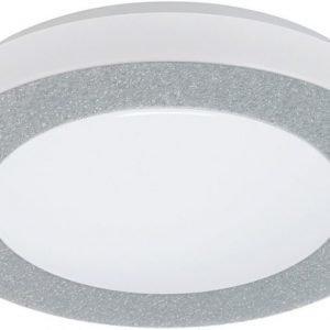 LED-plafondi Carpi 1 12W Ø 30 cm kirjava/valkoinen