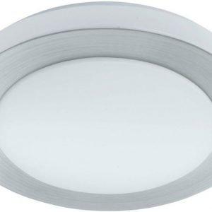 LED-plafondi Carpo Ø 385 mm valkoinen/alumiini