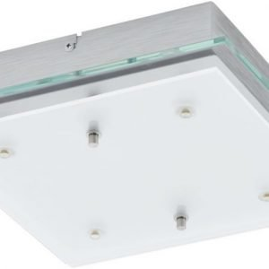 LED-plafondi Fres 2 290x290x70 mm cm kirkas/valkoinen/kromi