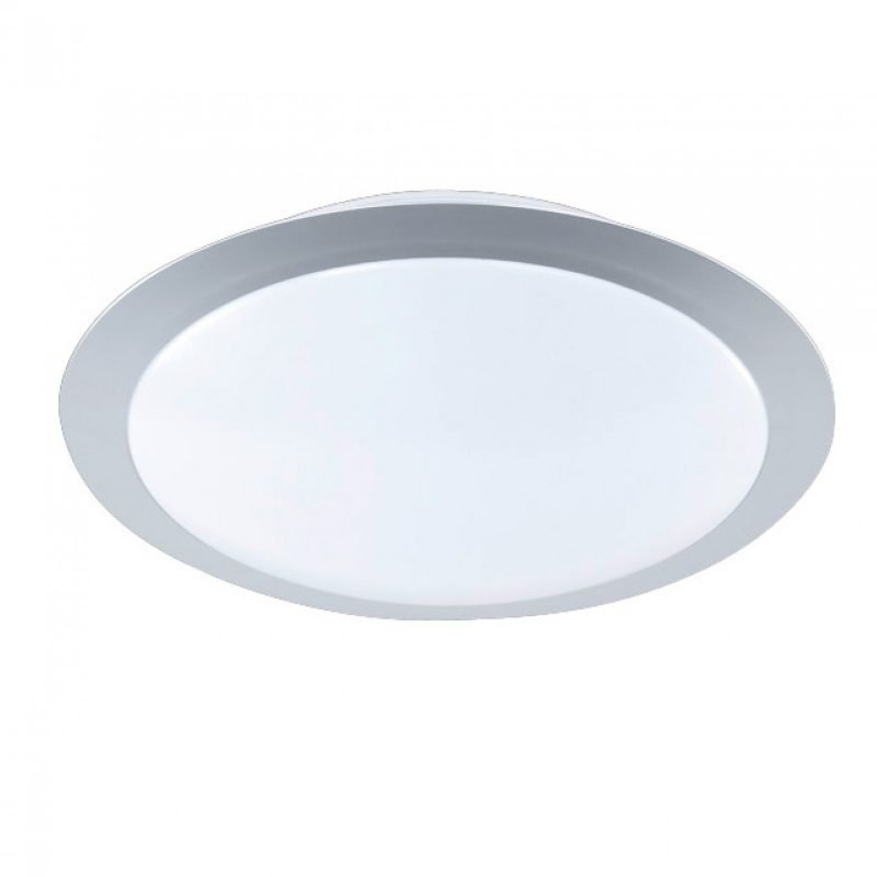LED-plafondi Serie 6265 Ø 300x80 mm titaani