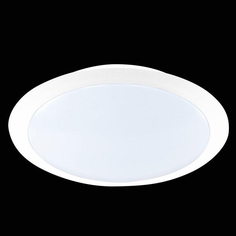 LED-plafondi Serie 6265 Ø 300x80 mm valkoinen