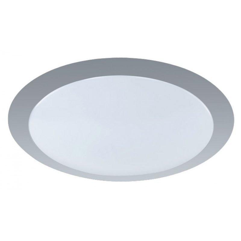 LED-plafondi Serie 6265 Ø 350x80 mm titaani