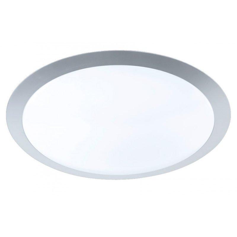 LED-plafondi Serie 6265 Ø 420x90 mm titaani