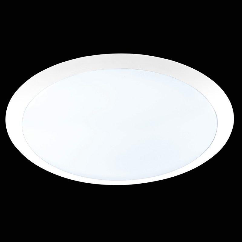 LED-plafondi Serie 6265 Ø 420x90 mm valkoinen