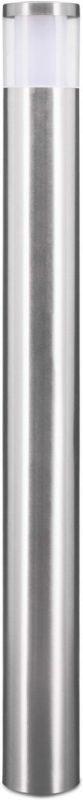 LED-pollarivalaisin Basalgo 1 105 cm ruostumaton teräs