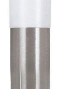 LED-pollarivalaisin Helsinki Ø 75x450 mm valkoinen/teräs