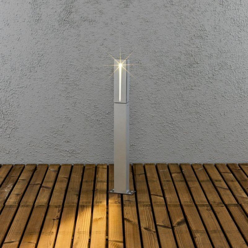LED-pollarivalaisin Imola 7916-310 45x40x500 mm alumiini