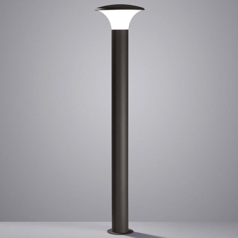 LED-pollarivalaisin Kongo Ø 270x1200 mm antrasiitti