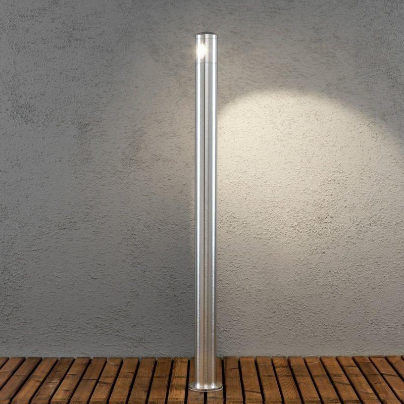 LED-pollarivalaisin Monza korkea 7923-310 Ø 60x1000 mm alumiini